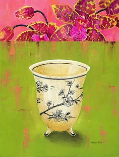 Art In Motion Vintage Pictures, Teacups, Chinoiserie, Still Life, Orchids, Herbalism, Decoupage, Poster Prints, Collage