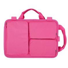 Roze #Moleskine Organizer. #roze #tas