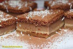 Prajitura desteapta cu ciocolata (reteta video), Rețetă Petitchef