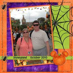 Halloween at DL_Oct 2010
