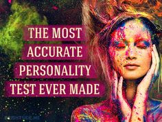 Check out this test to know your most accurate personality and do not forget to share this post on social media pages Accurate Personality Test, Personality Quizzes, Fun Quizzes, Random Quizzes, Quizzes Funny, What Type, Types Of Girls, Past Life, Creepypasta