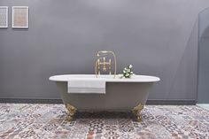 Quality kitchen & bathroom fittings made in Britain. Ideal Bathrooms, Rustic Bathrooms, Beautiful Bathrooms, Luxury Bathrooms, Classic Bathroom, Modern Bathroom, Claw Foot Bath, Foot Baths, Traditional Bathtubs