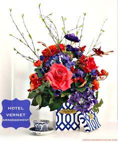 Choose Quantity Cerise Living Vases Florist Bouquet Box Flower Sweet Boxes