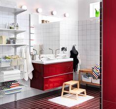 novedades baños ikea 2013