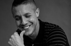 Theo Rossi on his new show Luke Cage. NETFLIX