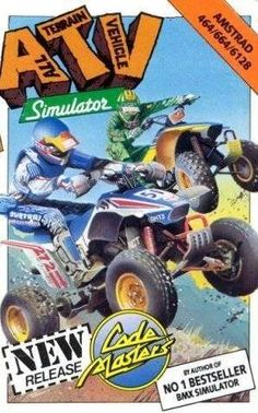 Before there was Trials HD, there was ATV Simulator. One of the few CPC games I ever managed to finish.
