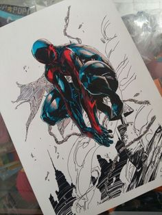 Spiderman 2099 2