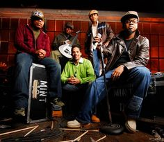 My FAVORITE Band, Mint Condition!!