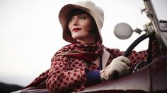 Essie Davis a chance for Gold Logie despite an uncertain future for TV series Miss Fisher's Murder Mysteries