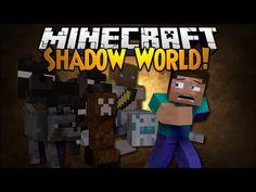 Shadow World Mod 1.7.10/1.7.2 - FDMinecraft