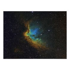 NGC 7380 is an open cluster discovered by Caroline Herschel in 1787. Known as the Wizard Nebula, this object is a reasonably large nebula located in Cepheus.