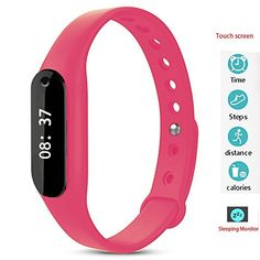 Twinbuys Smart Bracelet Touch Screen Fitness Tracker Smar... https://www.amazon.com/dp/B01GZQ2QMM/ref=cm_sw_r_pi_dp_uVNxxbJM12P4R
