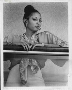 Pam grier baby