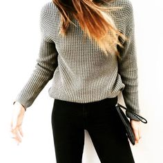 Grey Tones // Luxe // #minskatlea #simplicity #monochrome #danishdesign #leather #clutch #handbag #accessories
