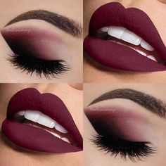60 Make up Trends im Winter 2018 33 - 60+ Make-up Trends im Winter 2018