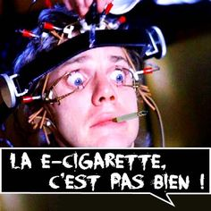 Cigarette électronique : Lavage de cerveaux généralisé !
