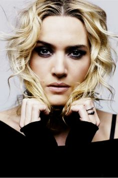 Kate Winslet, one of my favorite actresses, she is gorgeous!