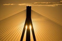 Rion bridge, Western Greece