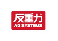 AG-Systems Logo (Wipeout 2048)