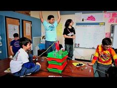 Watch how reframing failure as iteration allows these students to thrive as they design Rube Goldberg machines.