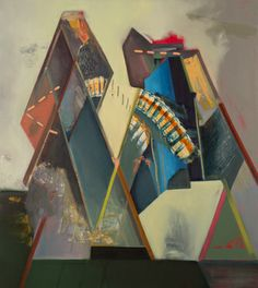 "Saatchi Online Artist Matt Coombs; Painting, ""Echolalia"" #art"