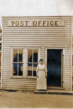Memories of Jerome, Iowa - Part II - Postmasters The Music Man, Post Office, Iowa, Offices, Memories, Outdoor Decor, Memoirs, Souvenirs, Desk