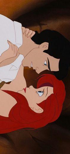 ariel prince eric the little mermaid