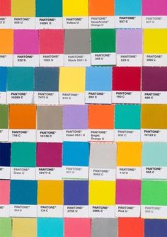 Literally another blank book is the last thing I need, but I'm a sucker for Pantone (Pantone Chips Journal)