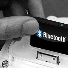 Bluewave Blutooth Audio Receiver Your new iPhone won't work with your current iPhone speaker dock? You don't have an iPhone, but found a great iPhone speaker dock? This is not a problem anymore. The Bluewave Bluetooth Audio Receiver will convert any iPhone speaker dock into a Bluetooth speaker that you can use with your iPhone, iPad, iPod, Android phone or tablet, Windows phone, Blackberry, or most other Bluetooth enabled audio devices. Simply connect the receiver to the iPhone/iP...