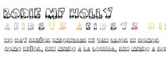 Fuente Bodie MF Holly