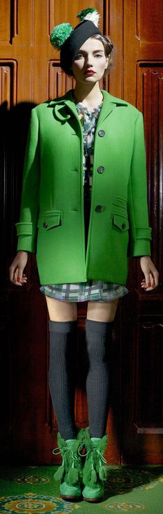 ★ Glamorous Green ★ Color fashion Glam Dior