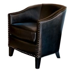 Home Loft Concept Bonded Leather Chair - $270.33
