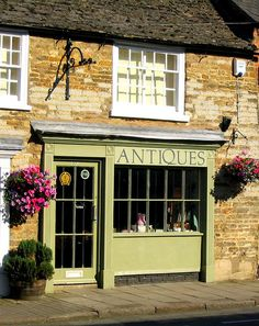 England~Antiques Shop in Mill Street by lisabatty, via Flickr