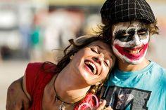 Joker @ Urban Art Forms 2012 © Patrick Wally Urbane Kunst, Postmodernism, Electronic Music, Urban Art, Art Forms, Dancer, Halloween Face Makeup, Joker, Swimming