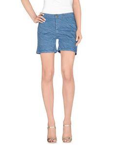 ANNARITA N. Women's Shorts Pastel blue 29 jeans