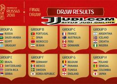 Here are your groups for the 2018 FIFA World Cup!Here are your groups for the 2018 FIFA World Cup!The next World Cup winner will be _______ World Cup 2018 Groups, Fifa World Cup 2018, World Cup 2014, News Articles For Kids, Kids News, World Cup Draw, Brazil Germany, Germany Vs, Argentina