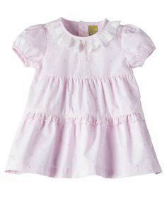 Baby Girl Pink Party Dress | Hallmark Baby Clothes