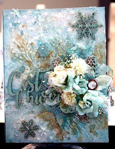 album hiver par Sylvie18 pour grimini créations