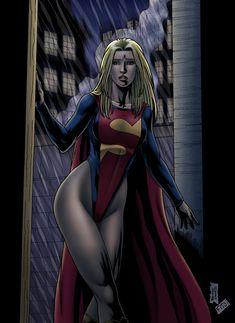 Female Comic Heroes, Female Hero, Female Characters, Superman Family, Superman Comic, Dc Comics Superheroes, Dc Comics Art, Fallout Rpg, Absolute Power