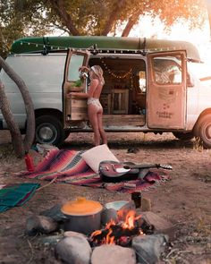 """1,601 Likes, 9 Comments - Vanlife Magazine (@camper.lifestyle) on Instagram: """"*VANLIFER OF THE DAY* """"Those couple of months turned into a year, and we're hooked! Vanlife's given…"""""""