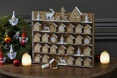 La Pile, Advent Calendar, Holiday Decor, Home Decor, Reading, Books, Days Before Christmas, Woodwind Instrument, Home Interior Design