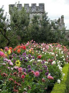 Lismore Castle, Waterford, Ireland