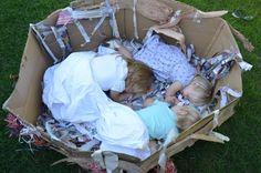 Make a Bird Nest Using Recycled Materials by Wildlife Fun 4 Kids - BonBon Break Spring Activities, Preschool Activities, Science Resources, Reggio, 4 Kids, Children, Bird Theme, Spring Theme, Outdoor Learning