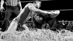 "Some WWE matches have been deemed too gruesome, too brutal, too intense to show on WWE.com. But with WWE Network -  launching live in the U.S. on Monday, Feb. 24 - the ""hardcore"" members of the WWE Universe can unearth these crimson-coated classics. The staff of WWE.com has 10 suggestions for where to start!"
