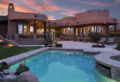 #Arizona Luxury Homes - Today's Featured Home. #realestate #luxury