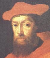 Reginald Pole, son till Margaret Pole, vilken är brorsdotter till Edvard IV, vilket gör honom till en av huset Yorks tronpredenter.