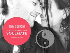 TRUE LOVE: #21DaySoulmate http://Facebook.com/21DaySoulMate is coming soon! It's the ultimate course to help you find your soulmate. #love