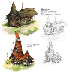 GGSCHOOL, Artist 김승영, Student Portfolio for game, 2D Scene Concept Art, www.ggschool.co.kr