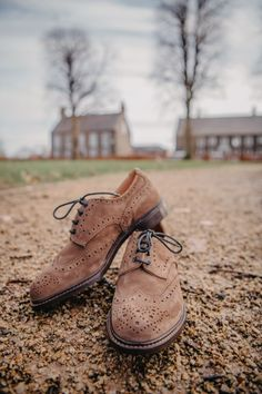 The iconic Tricker's Bourton now comes in new brown castorino suede. Available online or at our Belfast store (open by appointment only). Trickers Shoes, Shoe Horn, Shoe Tree, Look After Yourself, Derby Shoes, Belfast, Office Wear, Types Of Shoes, Brogues