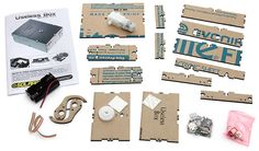 If you're the type of Geek/Geekette that enjoys electronics and do-it-yourself kits, then you'll probably appreciate the Useless Box Kit. As the name implies, New Parent Advice, Mom Advice, My Christmas Wish List, Christmas 2016, Do It Yourself Kit, Baby Health, Acrylic Box, Tin Toys, Single Parenting